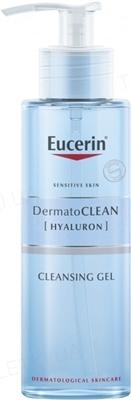 Гель для умывания Eucerin DermatoClean мягкий, очищающий, для нормальной и комбинированной кожи, 200мл