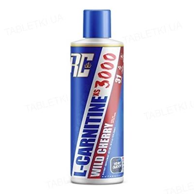 Жиросжигатель Ronnie Coleman L-Carnitine-XS Liquid Wild Cherry, 465 мл