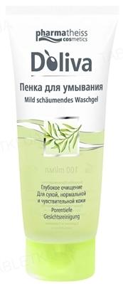 Пенка Doliva для умывания и снятия макияжа, 100 мл