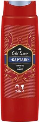 Гель для душа Old Spice Captain, 250 мл