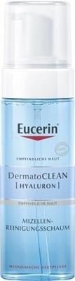 Пенка Eucerin 83577 DermatoClean мицеллярная очищающая для чувствительной кожи всех типов, 150 мл