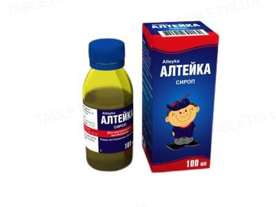 Алтейка-Тернофарм сироп по 100 мл во флак.