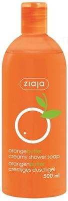 Крем-мыло для душа Ziaja Апельсиновое масло, 500 мл