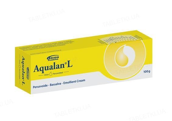 Крем для тела Aqualan L для чувствительной кожи, 100 г