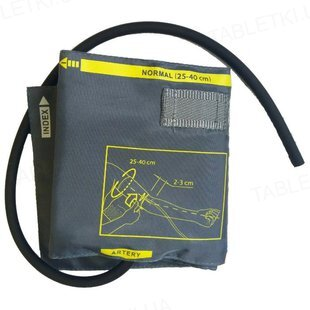 Манжета Little Doctor LD-Cuff C1A для тонометров 25-40 см, одна трубка, с хлопковым покрытием