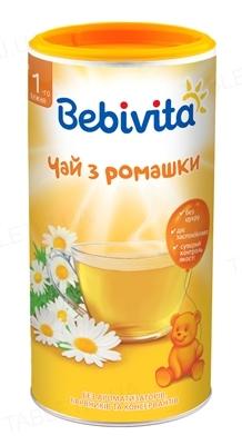 Сухой быстрорастворимый напиток Bebivita Чай из ромашки, 200 г