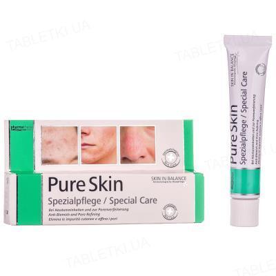 Крем для лица Skin in Balance Pure Skin Специальный уход, 20 мл