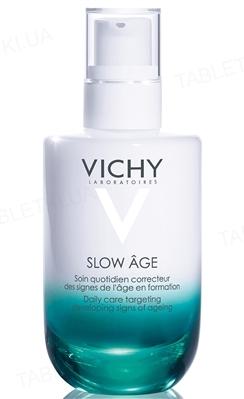 Флюид Vichy Slow Age для кожи лица против признаков старения, 50 мл