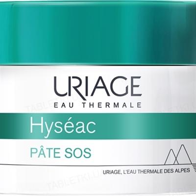Паста для лица и тела Uriage Hyseac SOS-уход для локального применения, 15 мл