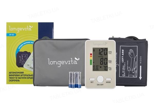 Тонометр Longevita BP-102 автоматический