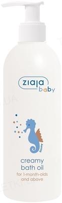 Средство для купания Ziaja Baby кремовое для детей от 1 месяца и старше, 300 мл