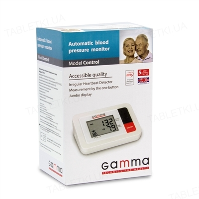 Тонометр Gamma Control автоматический