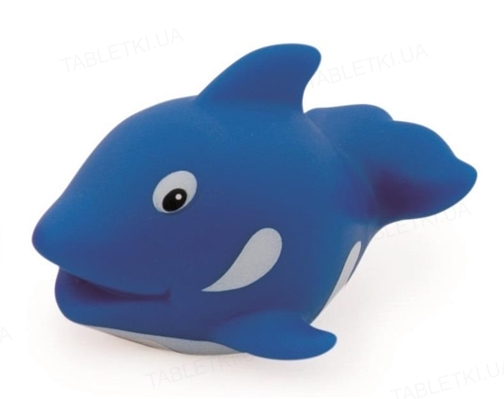 Іграшка-пищалка для купання Canpol babies Рибки/Дельфін, 2/993