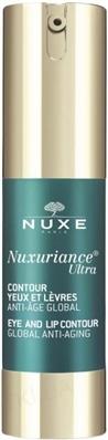 Сыворотка Nuxe Nuxuriance Ultra укрепляющая для контура глаз и губ, 15 мл
