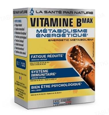 Витамин В макс Eric Favre таблетки №90