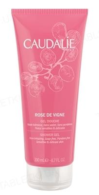 Гель для душа Caudalie Rose des vignes, 200 мл