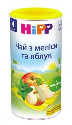 Сухой быстрорастворимый напиток HiPP «Чай из мелисы и яблок»,  200 г
