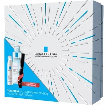 Набор La Roche-Posay Toleriane (Крем Ультра 20 мл + мицеллярная жидкость 200 мл + Тушь Толеран в подарок)
