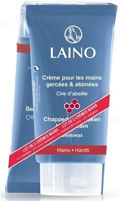Набор Laino Про Интенс (Бальзам для губ 10 мл + Крем для рук 50 мл)