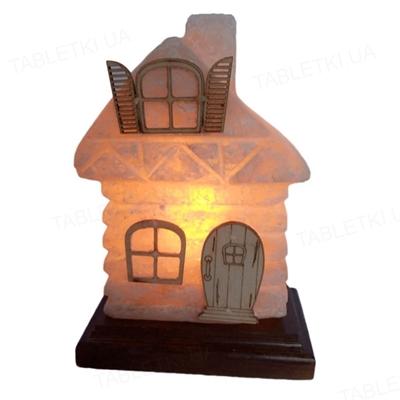 Лампа соляная Ваше Здоровье Сказочный домик маленький, 2,5 кг