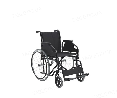 Коляска інвалідна Dayang DY01903-46 механічна зі знімними підлокітниками