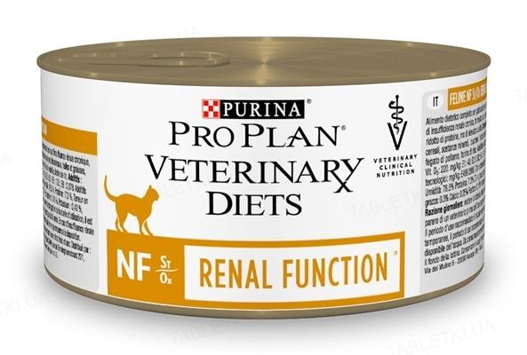 Корм влажный Purina Pro Plan Veterinary Diets NF для кошек с патологией почек, 195 г