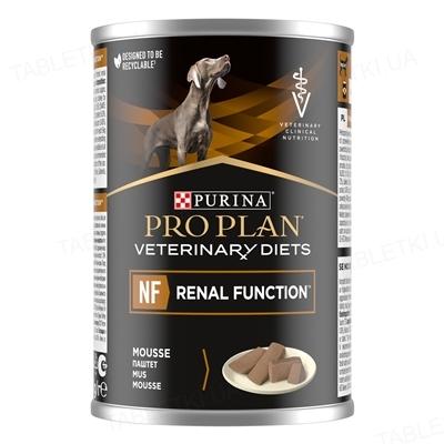 Корм влажный Purina Pro Plan Veterinary Diets NF для собак c заболеваниями почек, 400 г