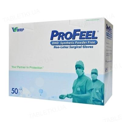 Перчатки хирургические ProFeel DHD Synthetic неопреновые без пудры, размер 9,0 стерильные, пара