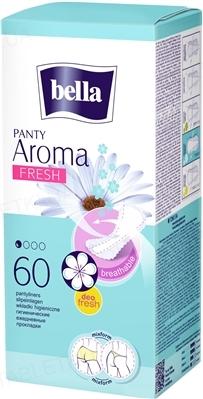 Прокладки гигиенические ежедневные Bella Panty Aroma Fresh, 60 штук