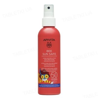 Лосьон Apivita Bee Sun Safe для детей SPF50, 200 мл