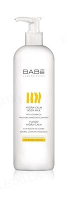 Молочко Babe Laboratorios Body увлажняющее для тела, 500 мл