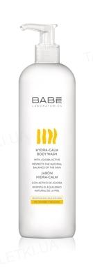 Гель для душа Babe Laboratorios Body увлажняющий, 500 мл