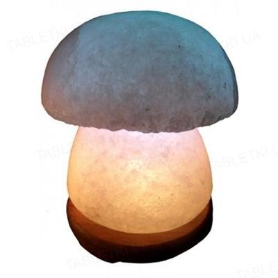 Лампа соляная SaltLamp Грибок, 3-4 кг