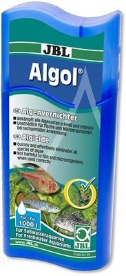 Средство для борьбы с водорослями в аквариуме JBL Algol, 100 мл