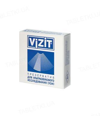 Презервативы для УЗИ Vizit, 1 штука