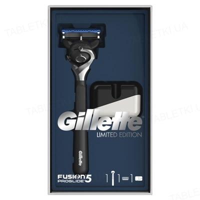 Набор Бритва Gillette Fusion5 ProGlide + Подставка для бритвы