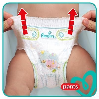 Підгузки-трусики дитячі Pampers Pants розмір 5, 12-17 кг, 48 штук