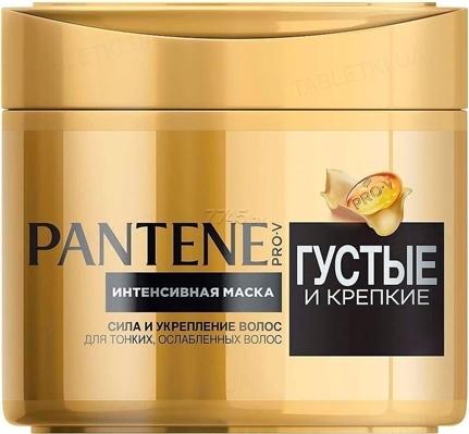 Маска для волос Pantene Pro-V Густые и крепкие, 300 мл