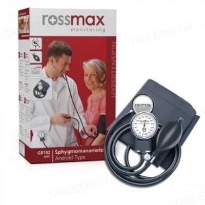 Тонометр Rossmax GB102 механический со стетоскопом