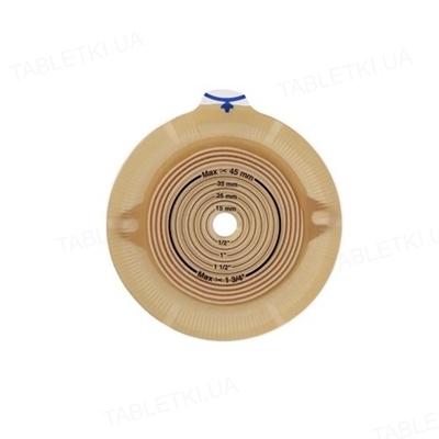 Калоприемник Coloplast 1776 Alterna стомический двухкомпонентный, пластина, фланец 50 мм, вырез 10-45 мм, 5 штук