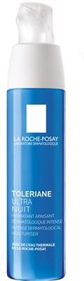 Средство для кожи лица и контура глаз La Roche-Posay Toleriane Ultra ночное, успокаивающее, 40мл