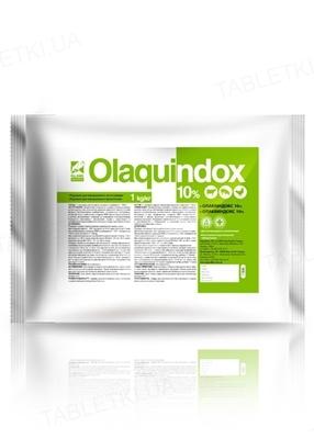 Олаквиндокс 10% (ДЛЯ ЖИВОТНЫХ) порошок, 1 кг