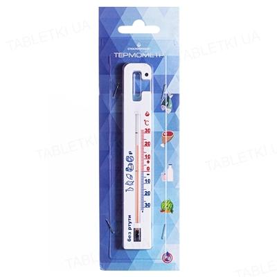 Термометр Склоприлад ТБ-3-М1 для холодильника вик. 7, 1 штука