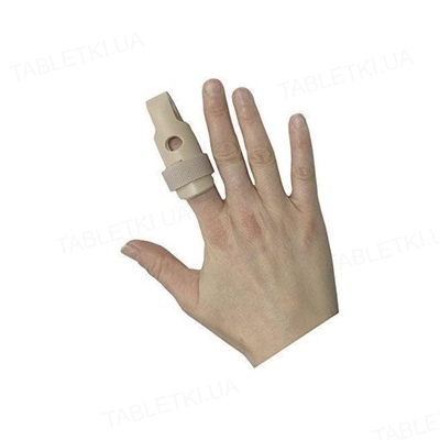 Шина-бейсбол для фиксации пальца Uriel Finger Splint 238, размер L