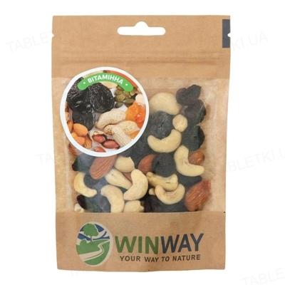 Смесь орехово-фруктовая Winway Витаминная, 100 г