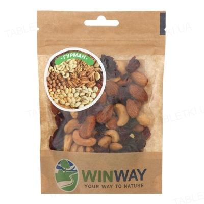 Смесь орехово-ягодная Winway Гурман, 100 г
