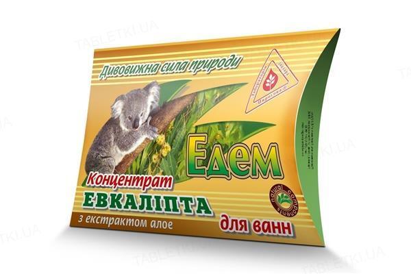 Эдем концентрат эвкалипта с экстрактом алоэ, 450 г