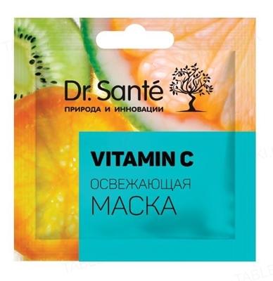 Маска Dr.Sante Vitamin C освежающая, 12 мл