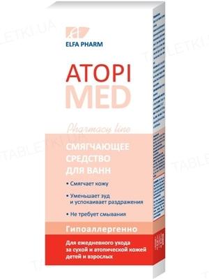 Средство для ванн Elfa Pharm Atopi Med смягчающее, 150 мл