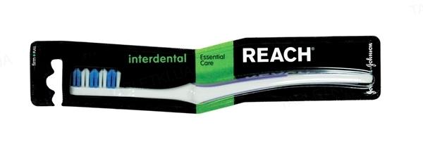 Зубная щетка Reach Interdental, жесткая, 1штука